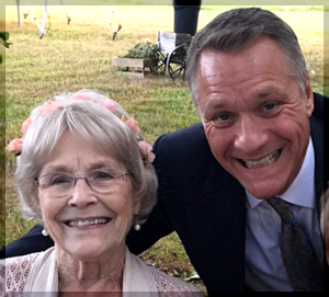 Happy Mother's Day to my beautiful mom,Barbara Todd.